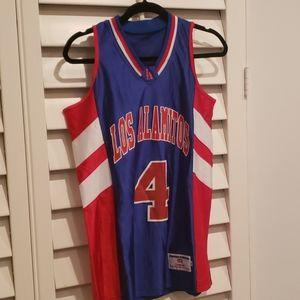 Tops - Los Alamitos HS basketball jersey